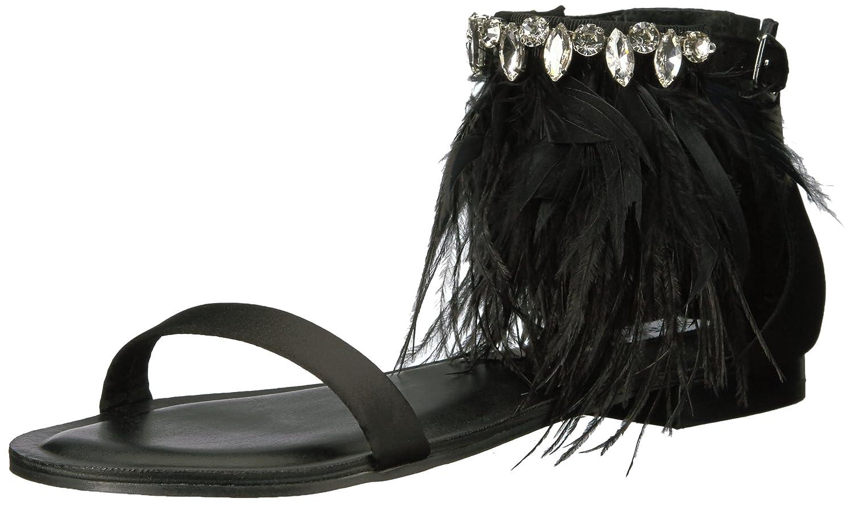 0d335090c80 Steve Madden Women's Adore Flat Sandal