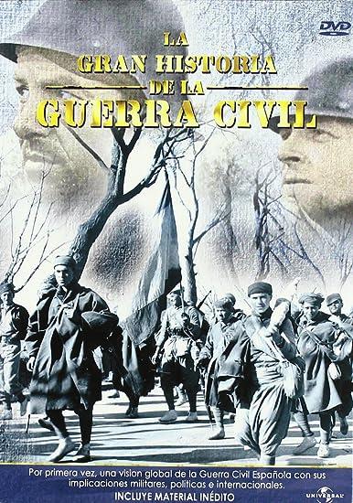 Gran historia de la Guerra Civil [DVD]: Amazon.es: Varios: Cine y ...