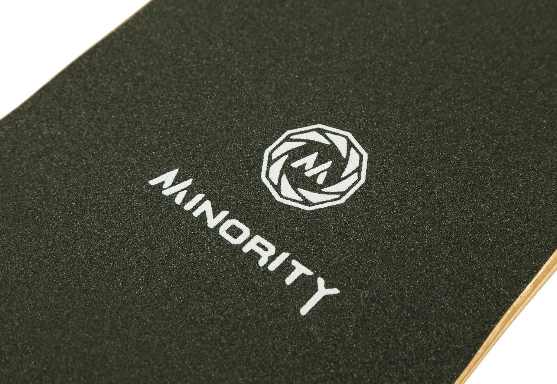 MINORITY Downhill Maple Longboard - 4