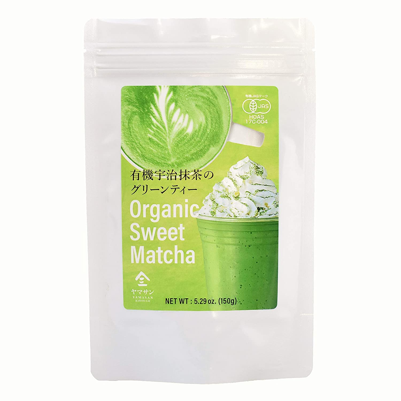 Polvo De Té Verde Matcha Dulce Japonés Orgánico Mezcla De Leche Endulzada 5 29 Oz Chaganju Amazon Com Grocery Gourmet Food