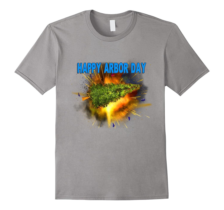Happy Arbor Day - Got Wood T-Shirt-ANZ