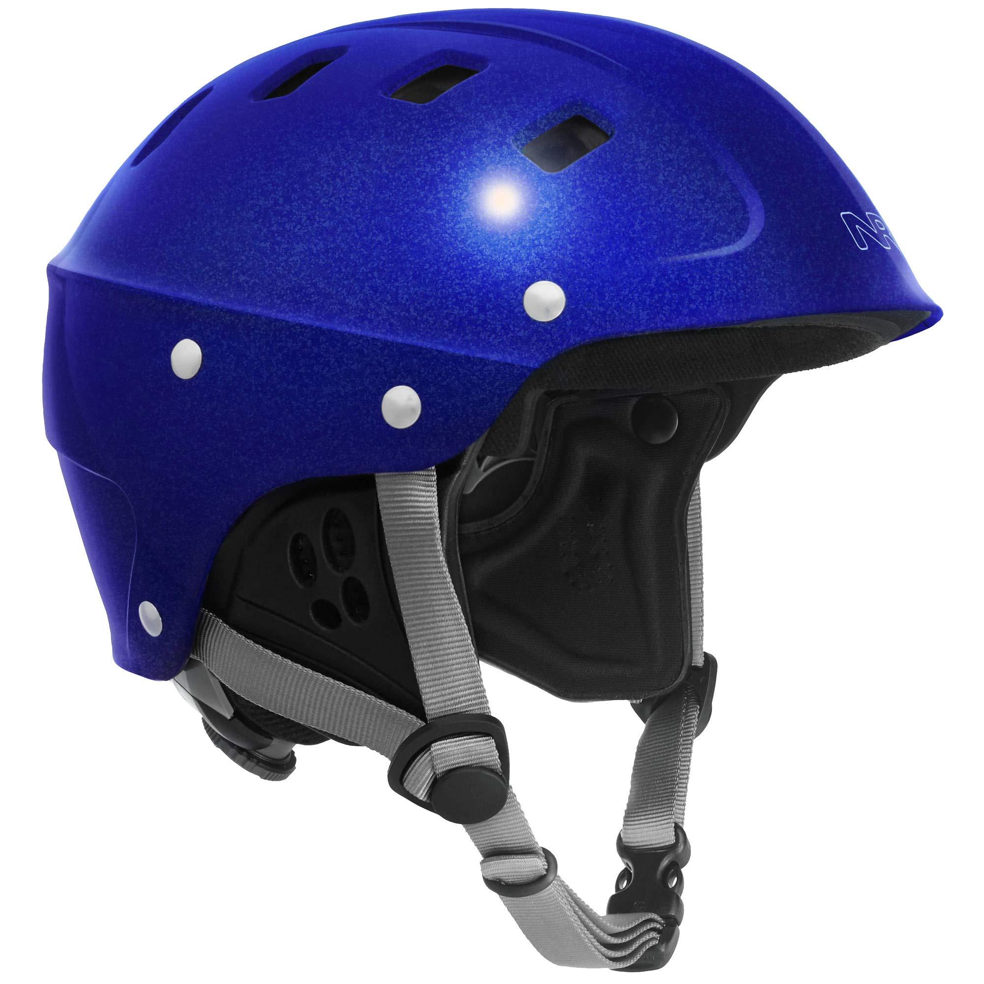 NRS Chaos Side Cut Helmet Blue XL by NRS