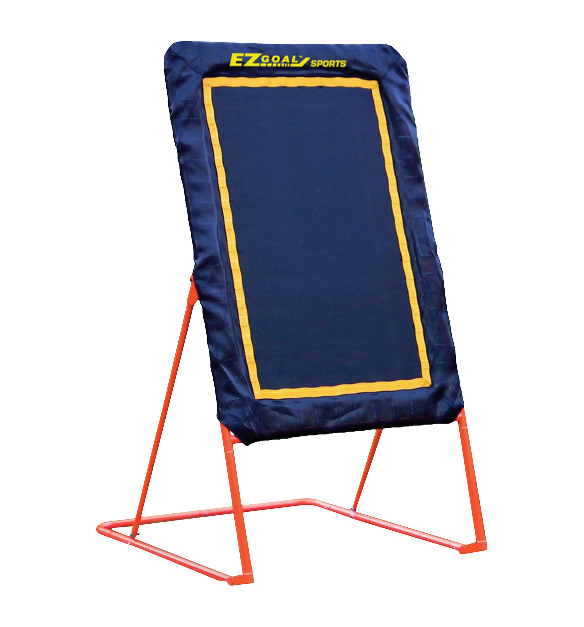 EZ Goal Professional Folding Lacrosse Throwback Rebounder, 8 Feet by EZGoal