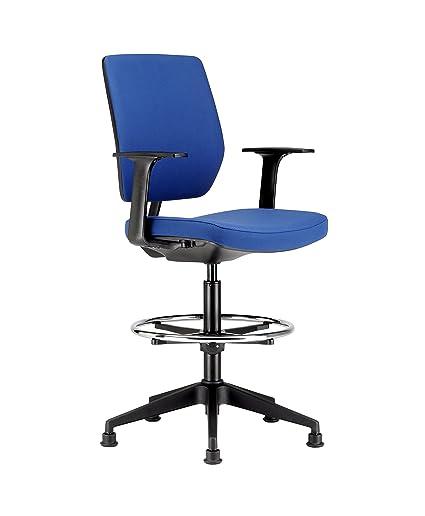 Sillas de oficina HI131104BL contador del banco de asiento ...