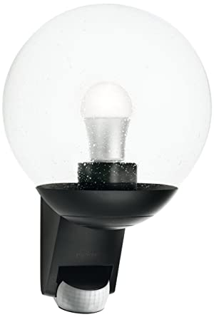 140° Capteur Extérieure Murale L Luminaire Mouvement Lumière 585 Façade Avec Détecteur De Présence Ronde Steinel Applique qcA45L3Rj