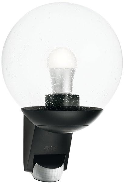Steinel 005535 Lampada Con Sensore Per Esterni L 585 Nero Amazon
