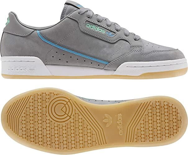 adidas continental 80 homme grise