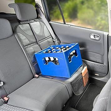 Premium Kindersitz Autositz-Schutzunterlage Sitzschoner Polsterschutz Unterlage