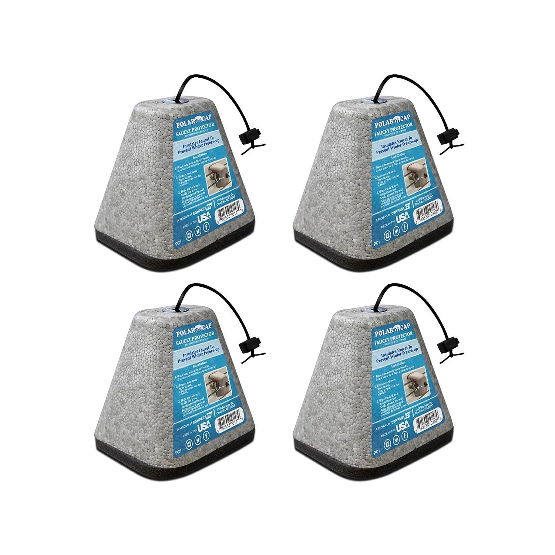 Amazon.com : Polar Cap Faucet EPS Foam Cover - 2 Pack : Garden & Outdoor
