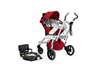 Amazon.com : Orbit Baby Stroller Travel System G2, Ruby ...