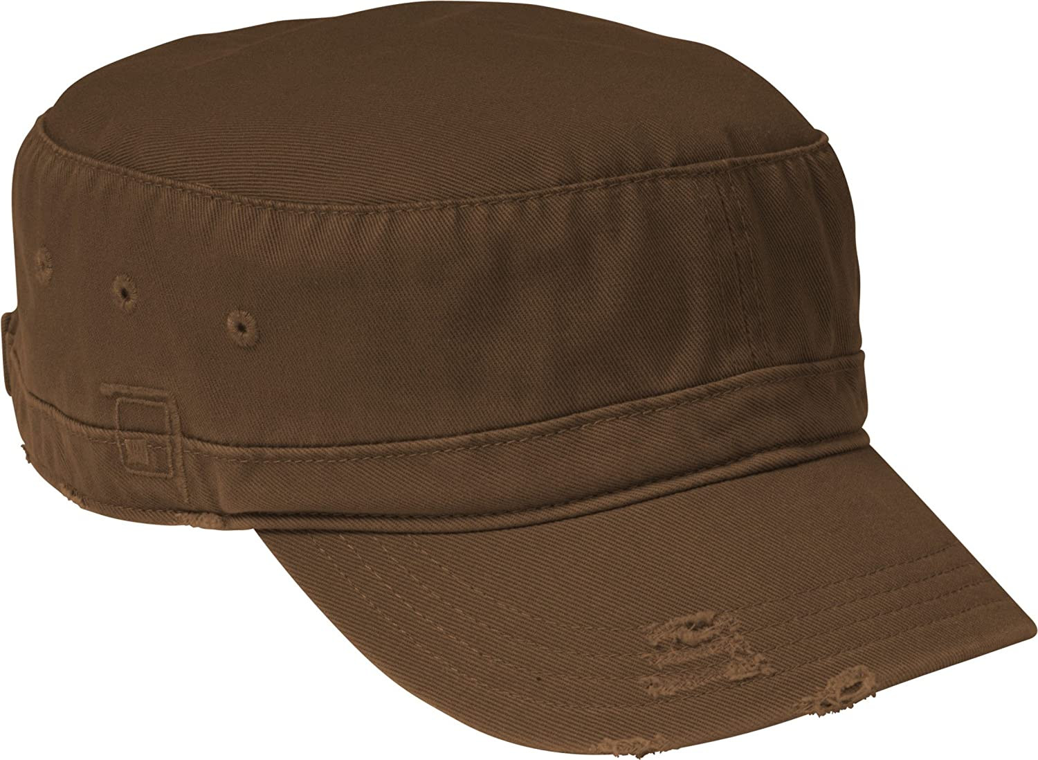 amazon com district threads distressed military style twill hat