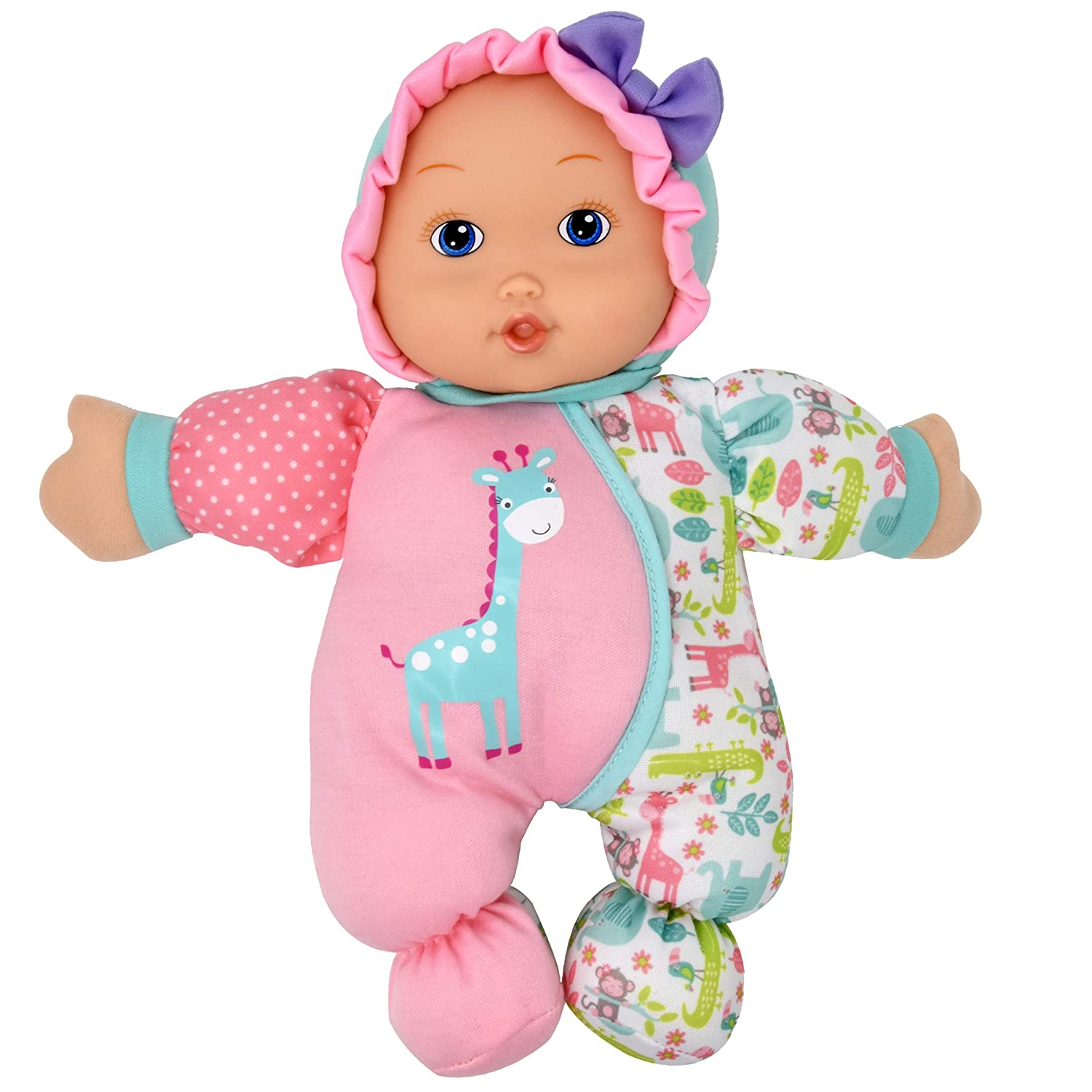 Soft Baby Doll, My First Doll Infants, Toddlers, Girls Boys