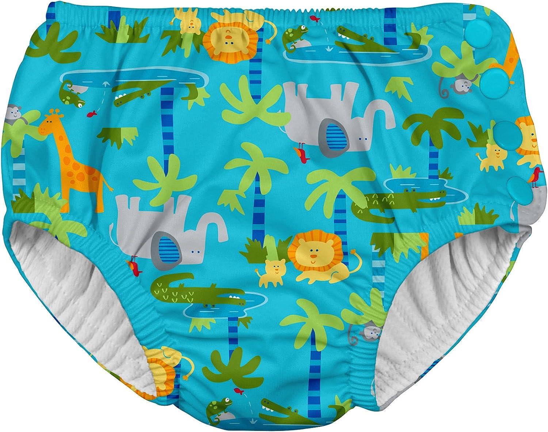 con broche 721150-656-44 i play Pa/ñal para nadar color azul 12-18 meses definitivo