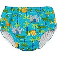 i play. 721150-656-48 - Pañal para nadar, definitivo, con broche, 3-4 años, color azul