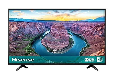 09b0da35809 Hisense H50AE6100UK 50-Inch 4K Ultra HD HDR Smart TV  Amazon.co.uk   Electronics