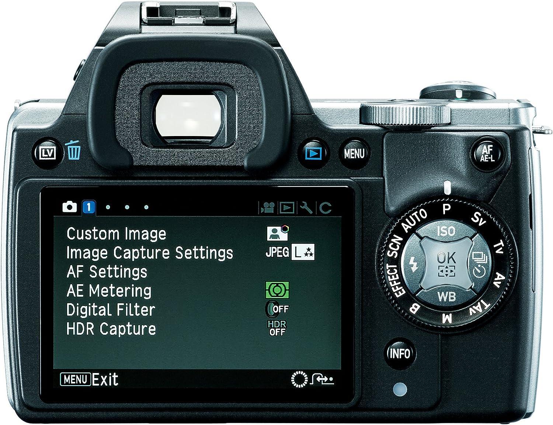 Pentax K-S1 Body - Cuerpo de cámara réflex, Negro: Amazon.es ...