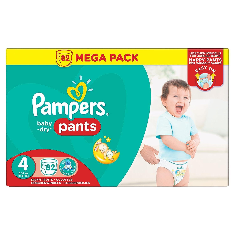 /18/kg Pampers Baby-Dry Pants pa/ñal 72/piezas tama/ño 5/11/
