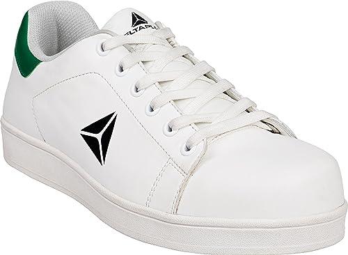 7b1105c7a06 Delta Plus Smash White S1P 100% Metal Free Composite Toe Cap Safety ...