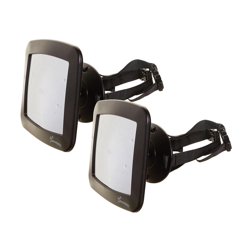 Dreambaby Adjustable Backseat Mirror (1 Pack) L263