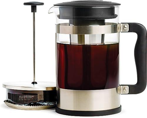 Primula 2-in-1 French Press Cold Brew One Coffee Maker