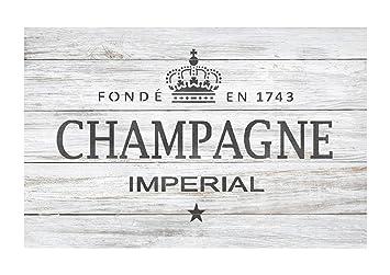Champagne Meubles Mur Sol Pochoir Pour Peinture X Petit Amazonfr