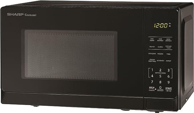 Amazon.com: Horno microondas Sharp de 700W para ...