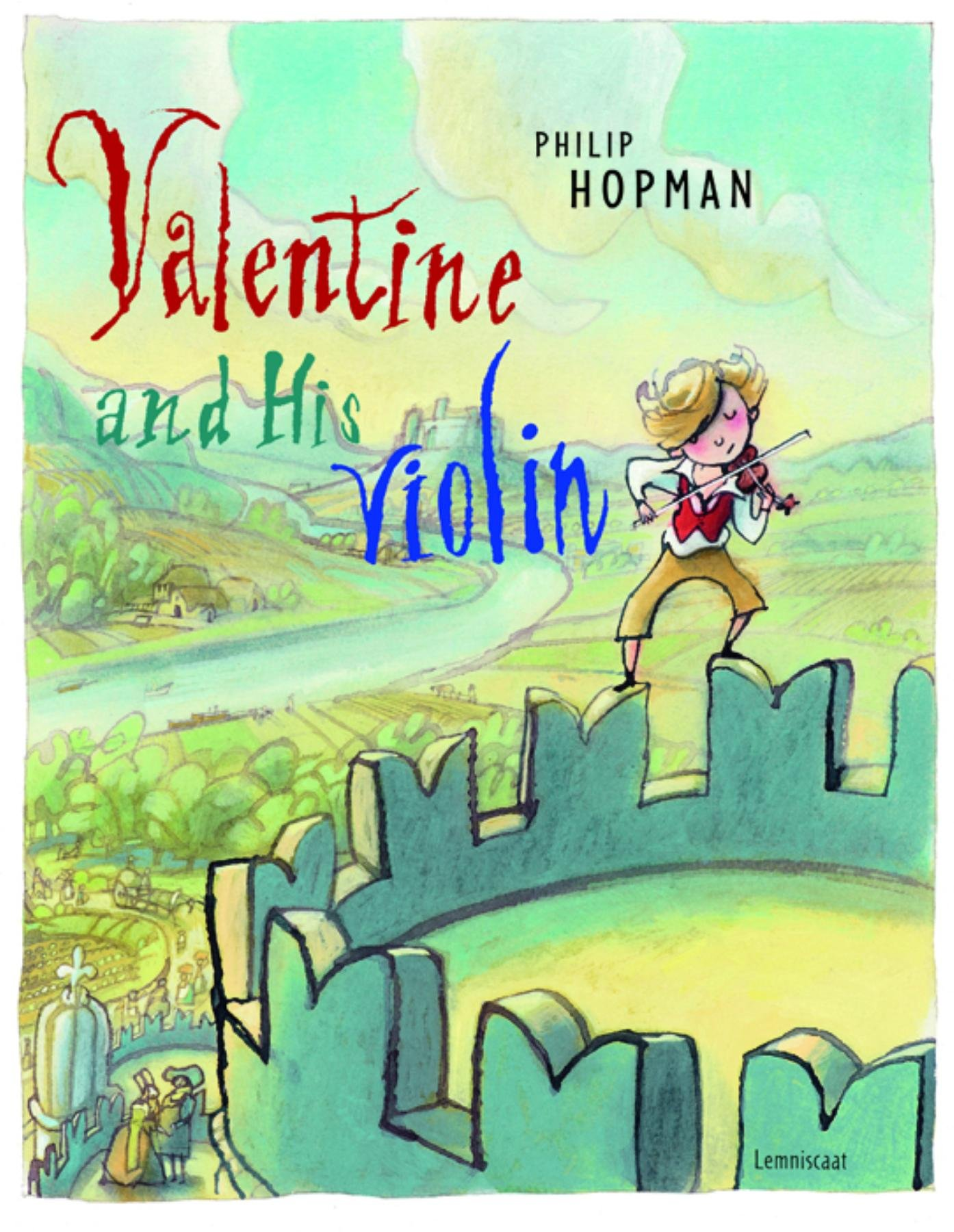 Download Valentine and His Violin pdf epub