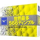 MIZUNO GOLF (ミズノゴルフ) ゴルフボール ネクスドライブ ゴルフボール 12P