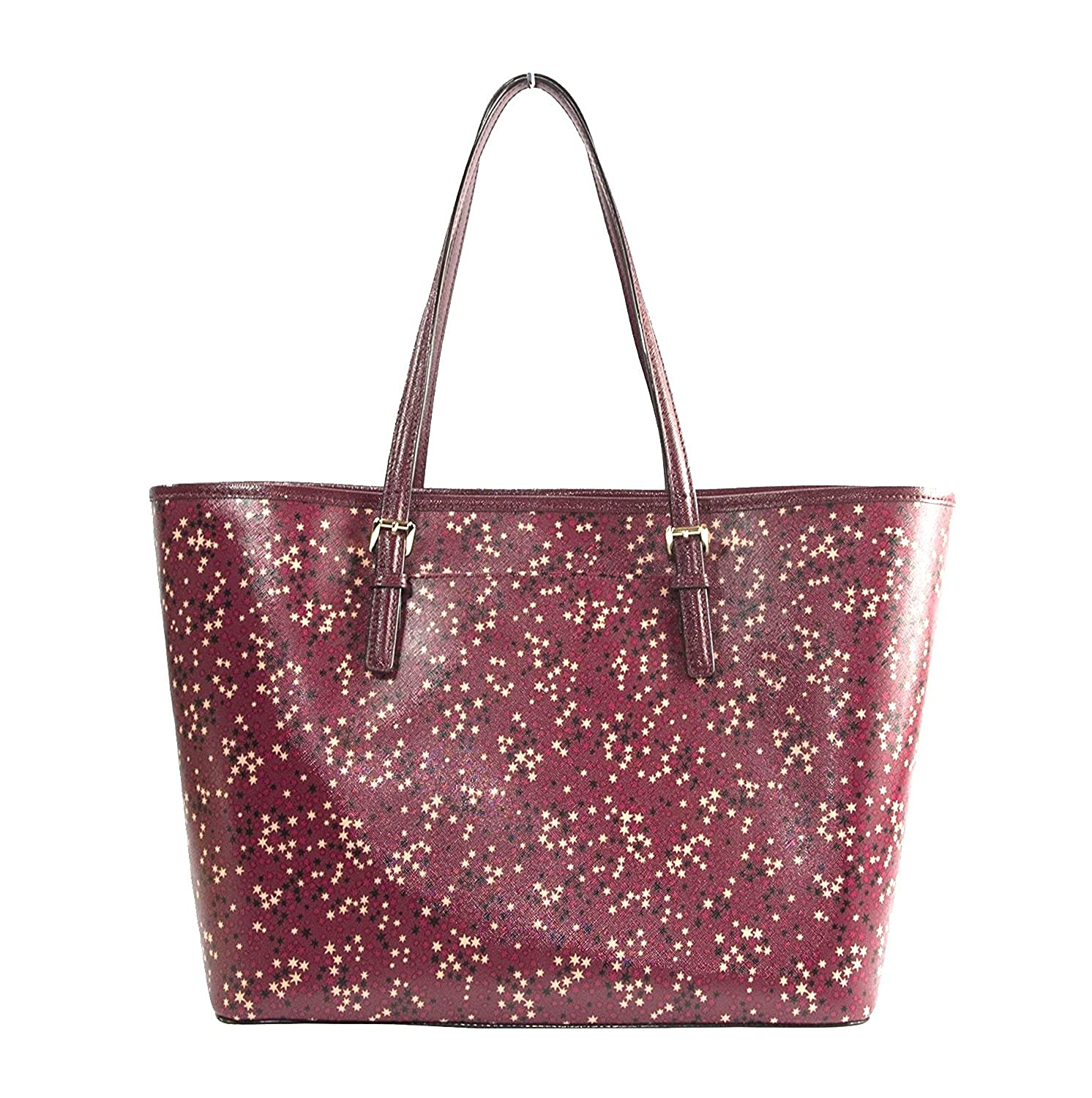 0d2df7e2d797 Amazon.com: Michael Kors Illustrations Mulberry Stars Limited Edition Large  Carryall Tote Bag: Shoes