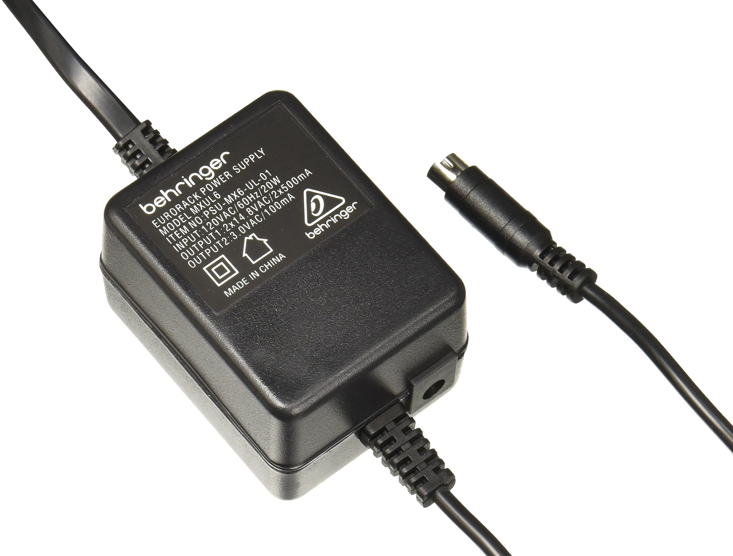 BEHRINGER PSU6-UL 120V Ul Replacement Power Supply for The Ub1002Fx Ub1202Fx 1002Fx and 1202Fx Black (PSU6UL