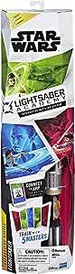Star Wars Lightsaber Academy - Interactive Battle Lightsaber - Smart Hilt Motion Capture Technology - Kids Toys - Ages