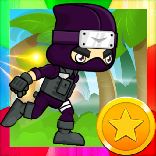 Ninja boy Corredor, aventura en la selva con trampas 2 ...