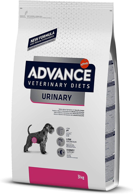 ADVANCE Veterinary Diets Urinary Pienso para Perros con Problemas Urinarios 3 kg