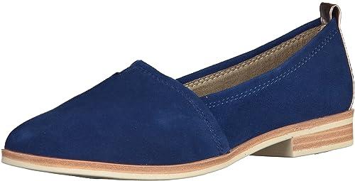 87d1c0d05cfb60 Tamaris 1-24205-28 Damen Slipper Blau