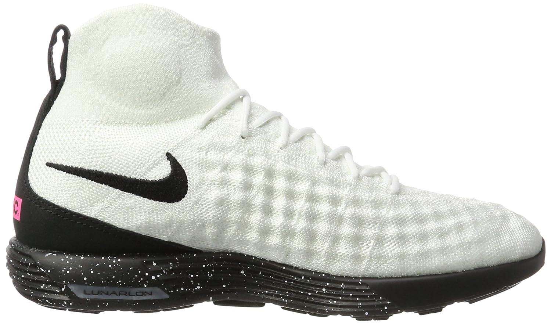 huge discount 1b70f b0423 Nike Men s Lunar Magista II FK FC White 876385-100 (Size  10)  Amazon.in   Shoes   Handbags