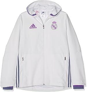 Enfant Madrid Jkt Motif Réal Pour Saison Veste 20172018 Pre Adidas 5qwC6z1x
