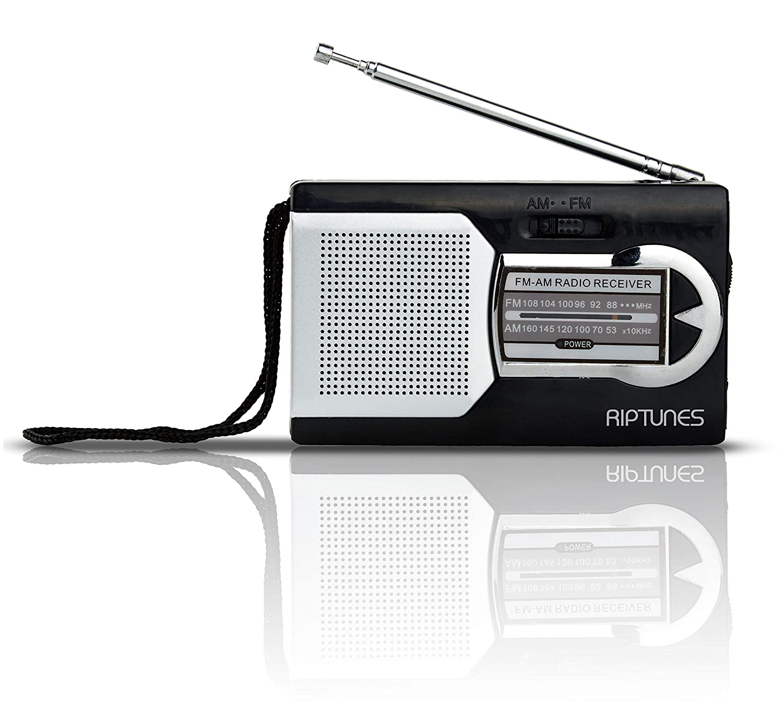 Riptunes Pocket Radio ONLY $7.