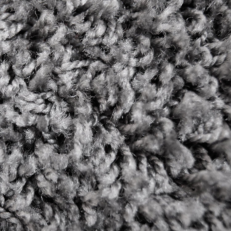 Carpet city Teppich Shaggy Hochflor Hochflor Hochflor Langflor Flokati Einfarbig Uni aus Polypropylen in Dunkelgrau für Wohn-Schlafzimmer, Größe  300x400 cm B01HF6ULX2 Teppiche 6188e2