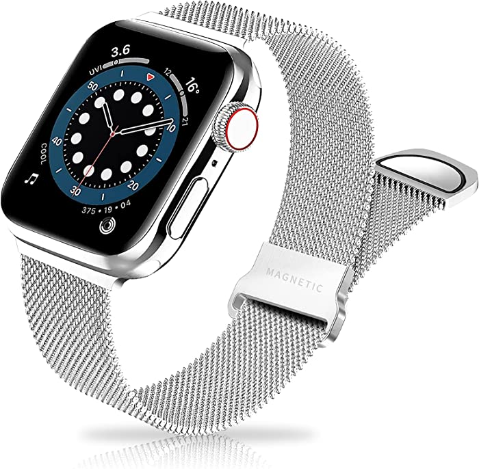 The Best Apple Watch Series 3 38Mm Band Silver Loop