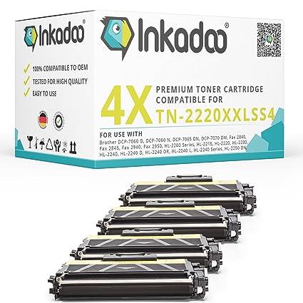 Inka Doo® - Tóner compatible con Brother HL 2240 equivalente a ...