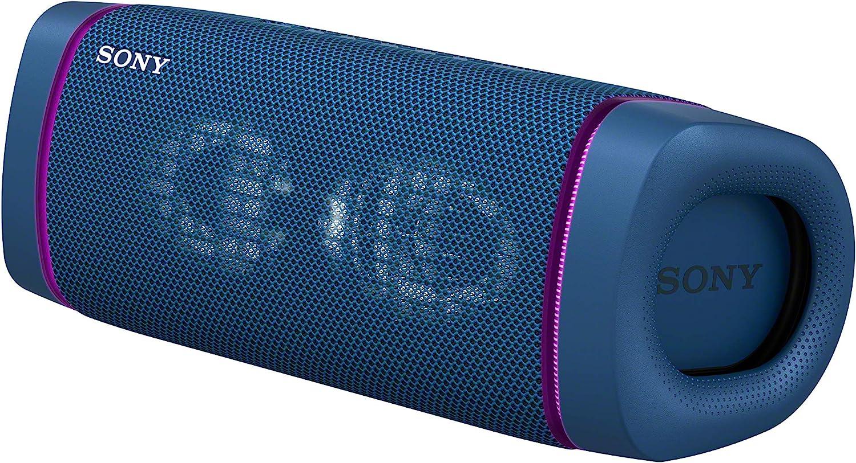 parlante inalambrico Sony SRS-XB33 EXTRA BASS IP67 azul