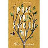 What You Said to Me (Volume 4) (Tree of Life)