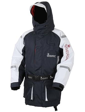Imax Seawave Floatation Suit 2-teiliger Schwimmanzug Thermoanzug Angelsport Bekleidung