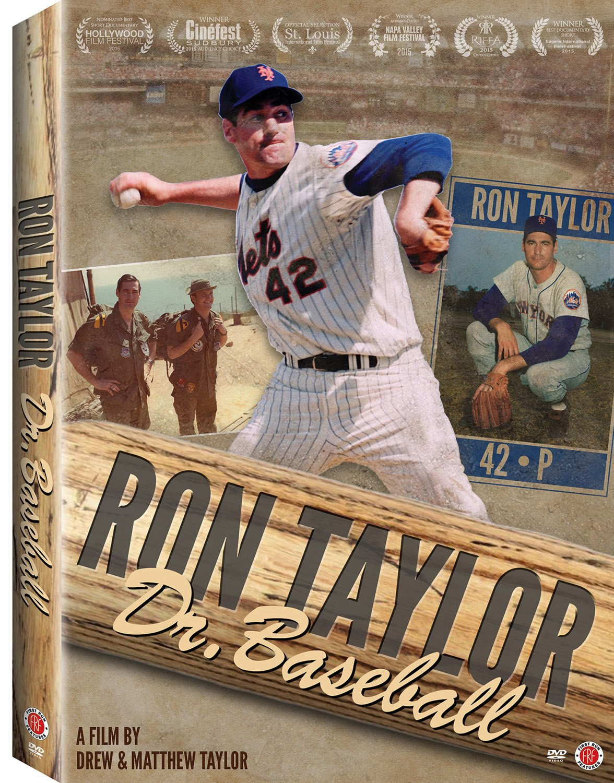 DVD : Ron Taylor - Ron Taylor: Dr. Baseball (Full Frame)