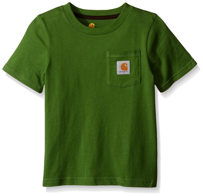 e3661850a Amazon.com: Carhartt Boys' Short Sleeve Tee Shirt: Clothing