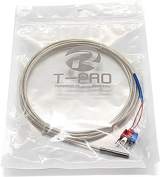 1PCS RTD PT100 Temperature Sensors Transmitter 0 to 200° DC 24V 4-20mA