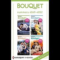 Bouquet e-bundel nummers 4049 - 4052