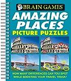 Brain Games - Picture Puzzles: Amazing Places - How