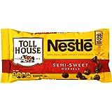 Nestle Tollhouse Nestle Tollhouse Semi Sweet Morsels, 6 Ounce Bags