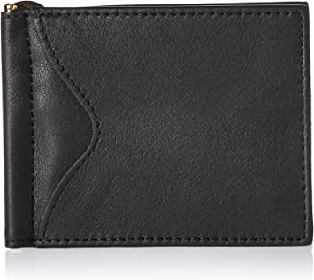 MENS LUXURY SOFT QUALITY LEATHER WALLET PURSE BLACK 108 CREDIT CARD HOLDER
